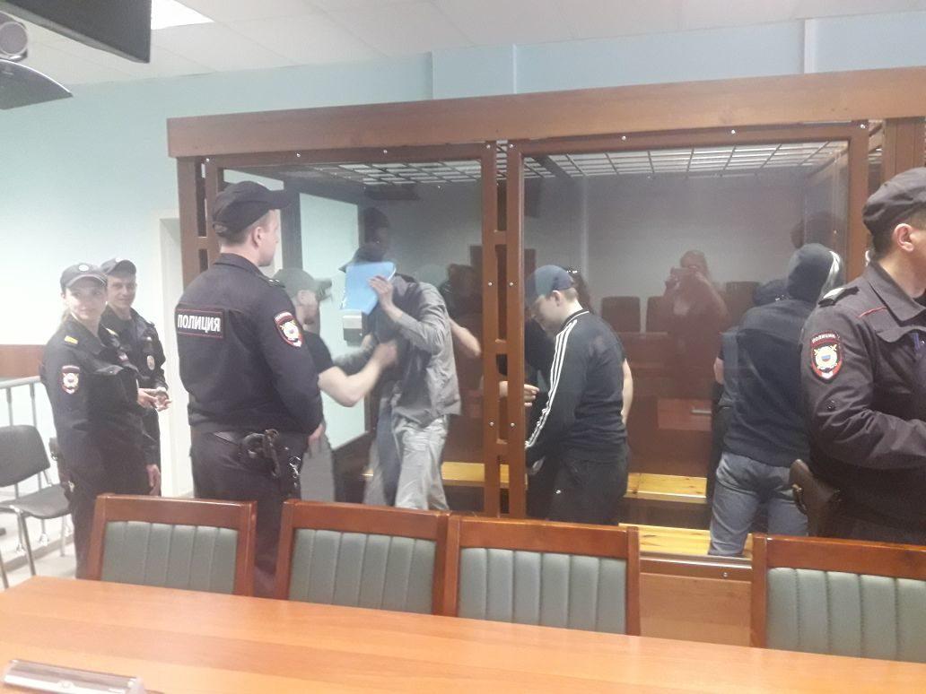 Вынесен приговор банде Колесникова