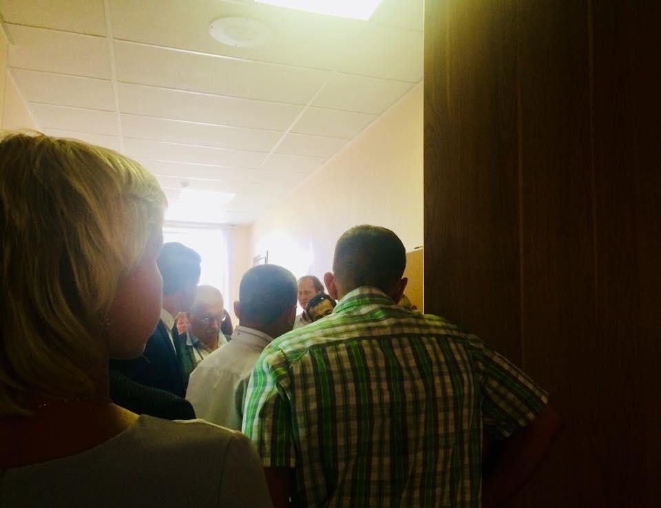 Горсуд отменил постановление о привлечении Вознесенской к административной ответственности по акции 1 мая
