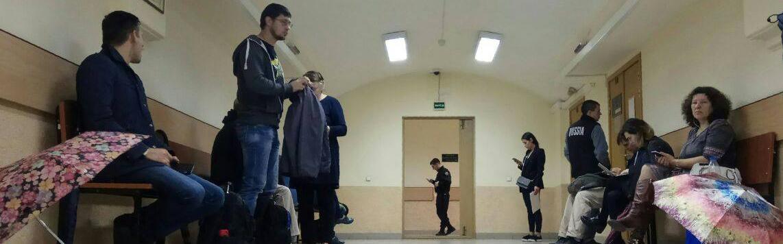 Дело о насилии в отношении секс-работниц, Василеостровский районный суд, 23.03.2017