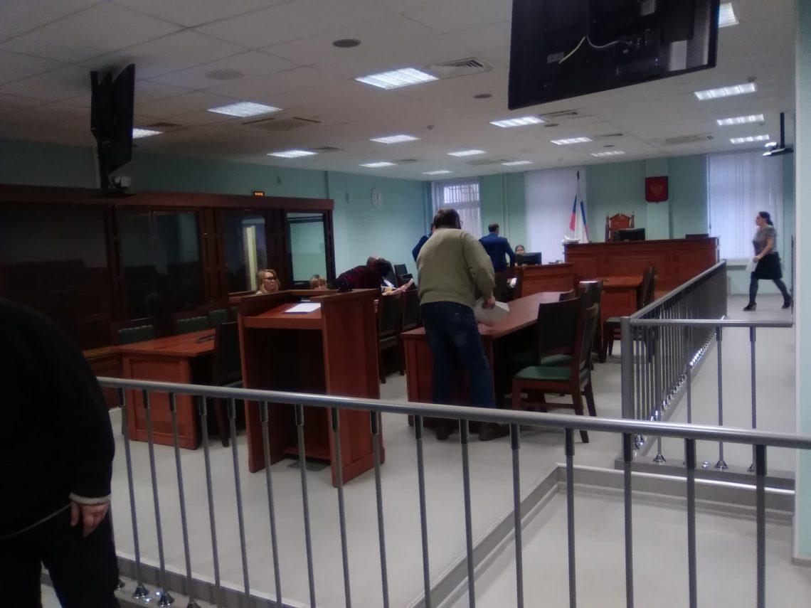 Присяжные посмотрели части видеозаписей с показаниями подсудимых